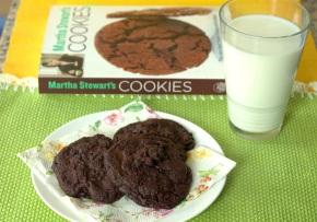 Шоколадови куукис със сушеничереши