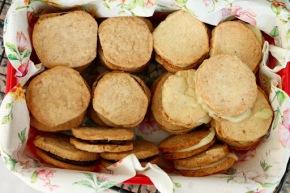 Цитрусови бисквитки