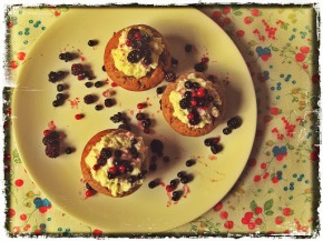 Wild-berries мъфини