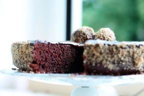 Лешникова Бейлис торта