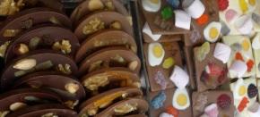 Шоколадът и Барселона