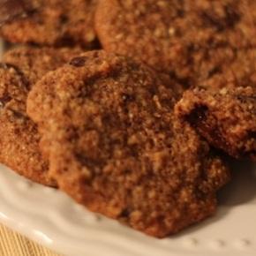 Коледни сладки, ден 3: Здравословни джинджифиленимеденки